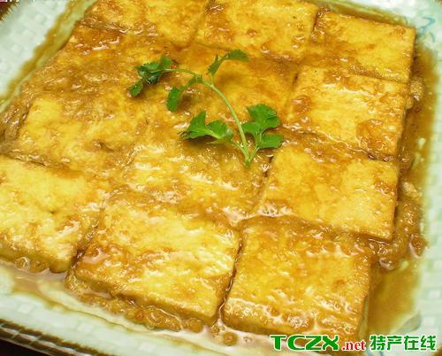 郑家五香豆腐