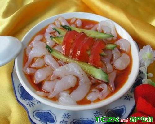 兴平荞麦面鱼子