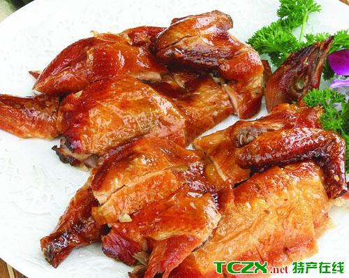西夏香酥鸡