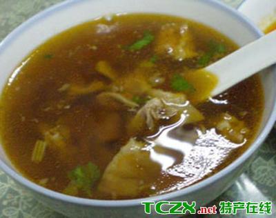 泾源牛杂汤