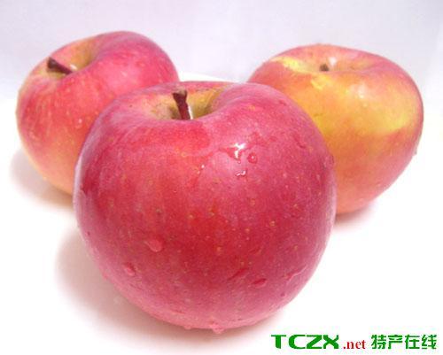 冰糖心苹果