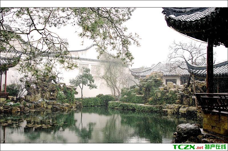 苏州园林介绍图片