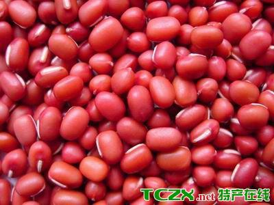 宝清红小豆